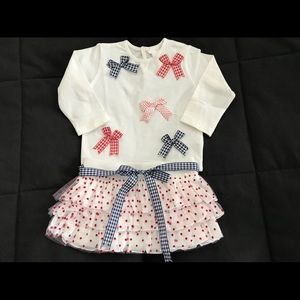 Other - Beautiful, Italian Baby Girl Outfit